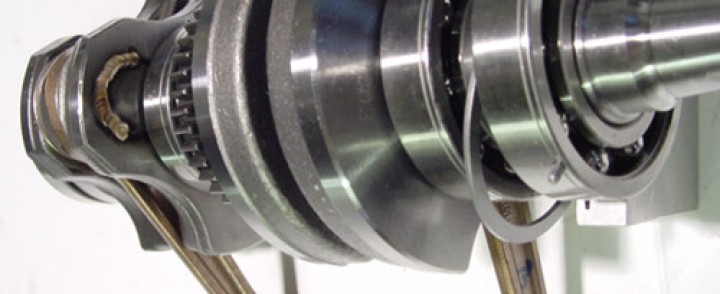 Crankshaft Trueing and Welding