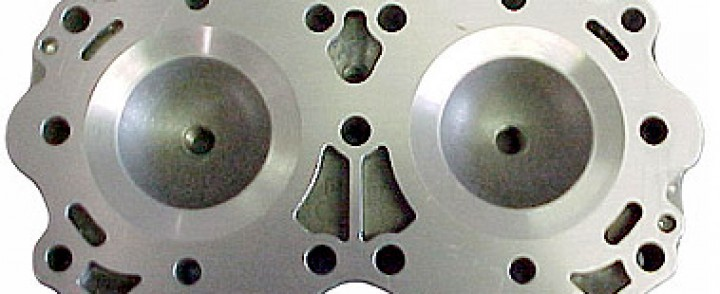 Mill and Redesign Cylinder Head