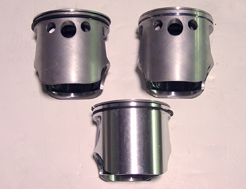 Porting of Cylinders and Crankcases